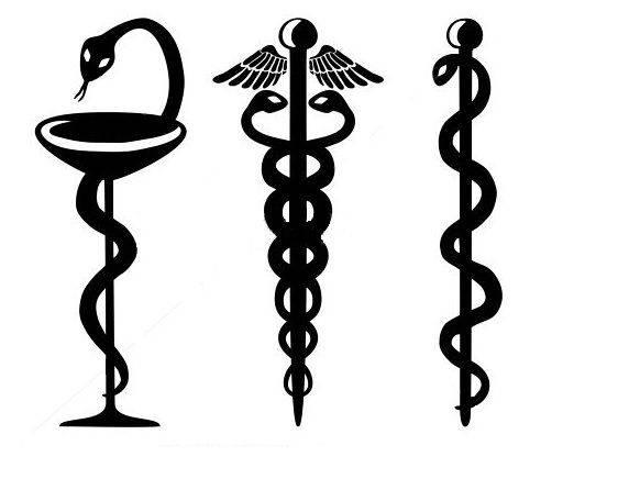 چرا نماد پزشکی مار است؟