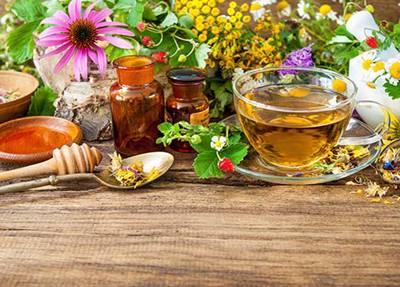 دمنوش، جوشانده، چای، عرقیجات گیاهی