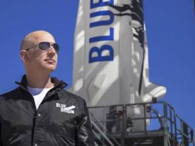 پرواز مسافران موشک جهانگردی فضایی در آوریل 2021