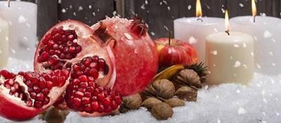 آیینهای زمستانی در ایران