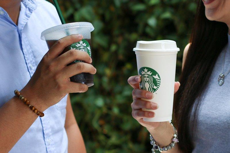 استارباکس با لیوانهای جدید
