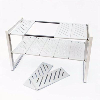 قفسه ارگانایزر برای کابینت زیر سینک ظرفشویی