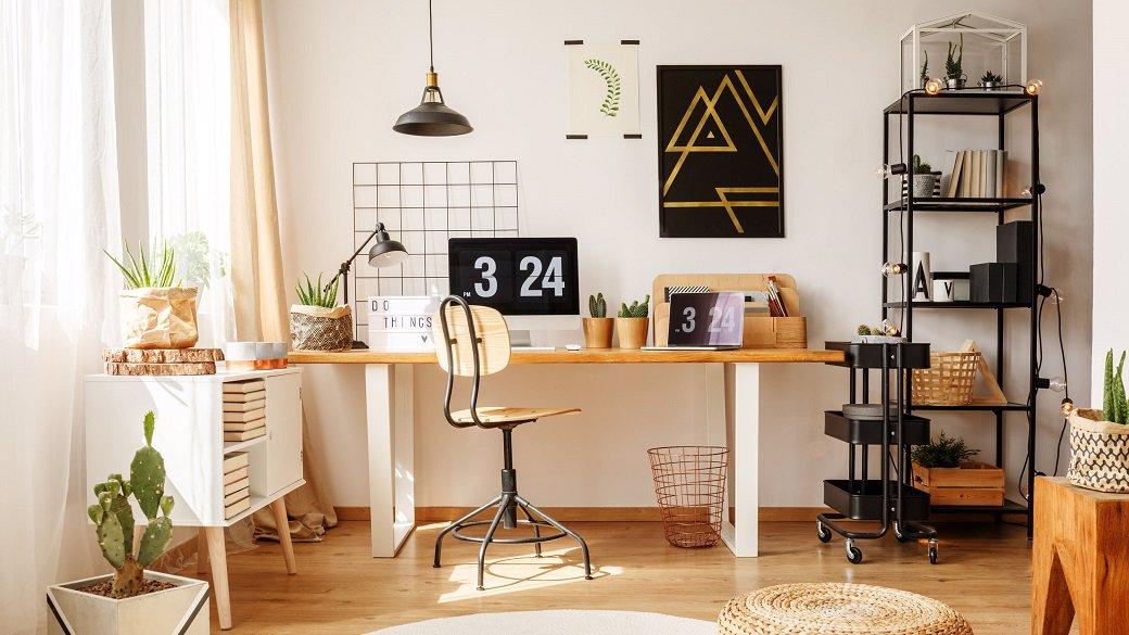 درست کردن یک ایستگاه کاری یا کارگاه مناسب