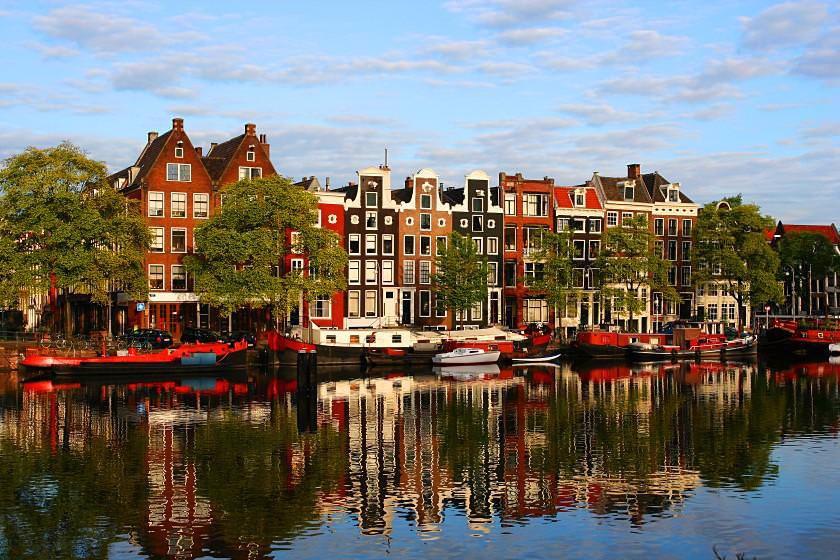 10 هتل لوکس و اشرافی آمستردام