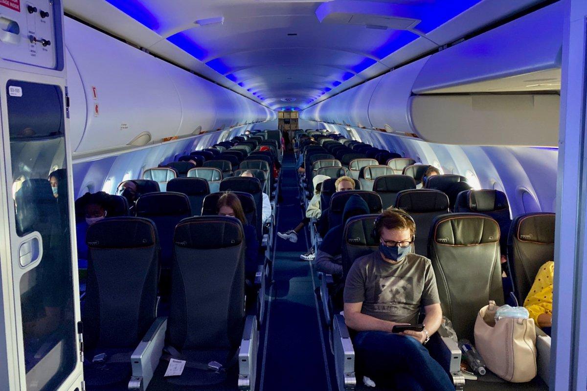 کم شدن مسافران به دلیل رعایت فاصله اجتماعی