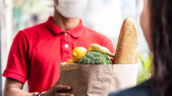 سفارش مواد غذایی لازم به روش آنلاین