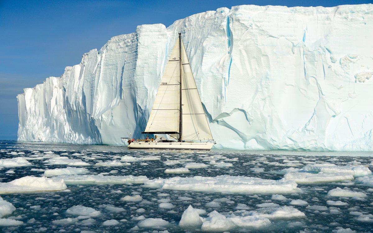آنتارکتیکا- قطب جنوب