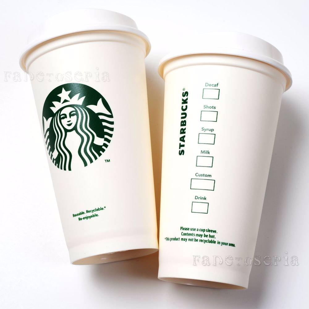 لیوانهای قابل استفاده مجدد استارباکس برای نوشیدنی های گرم