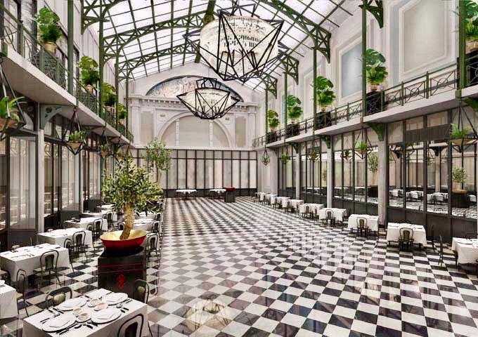 هتل بزرگ کراسناپولسکی