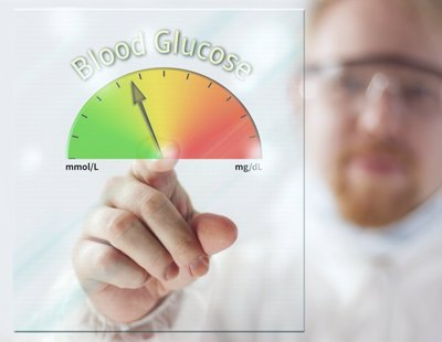 اندازه گیری گلوکز در عرق تنها با لمس نوک انگشت