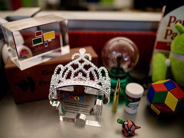 تاج پرنسس امنیت گوگل