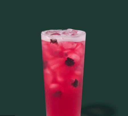 Very Berry Hibiscus Starbucks Refreshers® Beverage