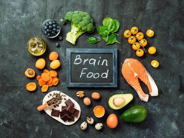 غذاهای سالم برای مغز