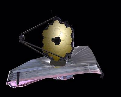 تلسکوپ فضایی جیمز وب ناسا