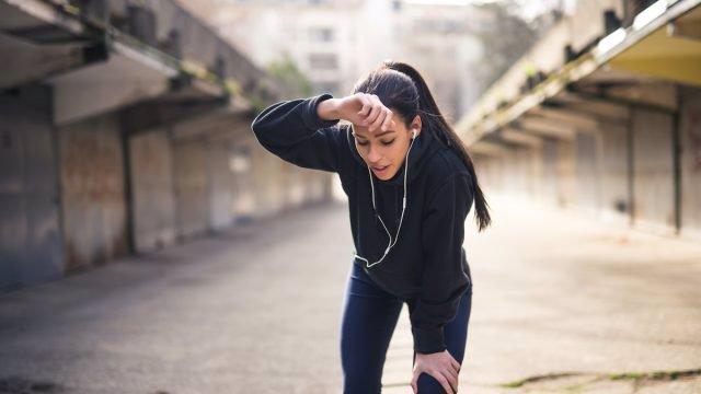 عوارض ناخوشایند عدم انجام حرکات کششی بعد از ورزش