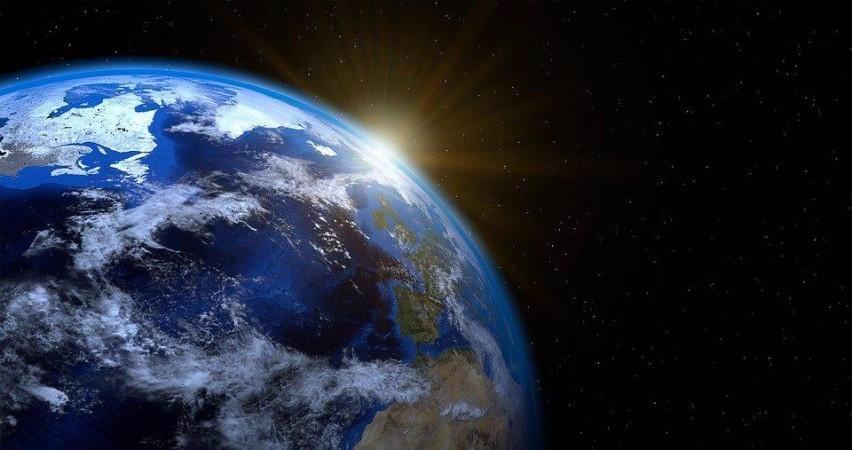 افزایش ناگهانی اکسیژن با کند شدن چرخش زمین