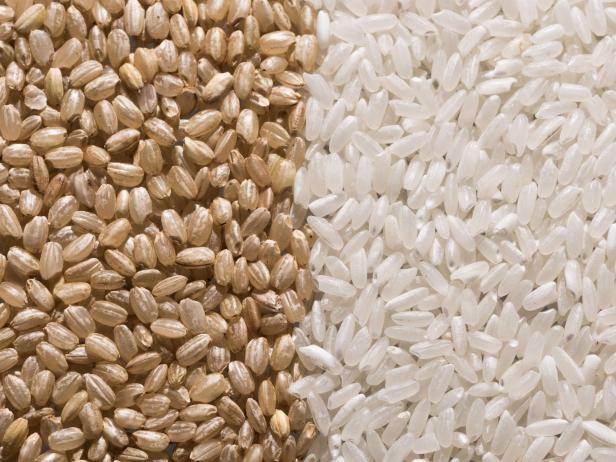 آیا برنج قهوه ای از برنج سفید سالم تر است؟