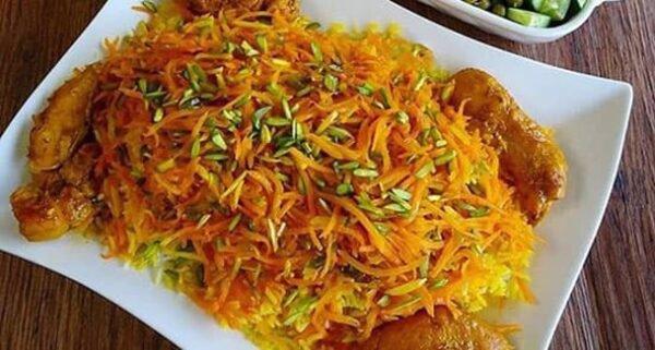 استفاده از خلال پوست پرتقال در غذا
